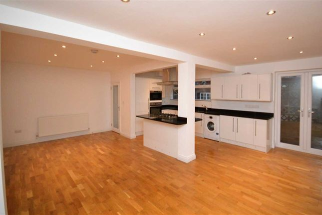 Semi-detached house to rent in Sunset Gardens, London