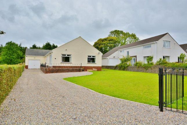 Thumbnail Detached bungalow for sale in Gilgarran Park, Gilgarran, Workington