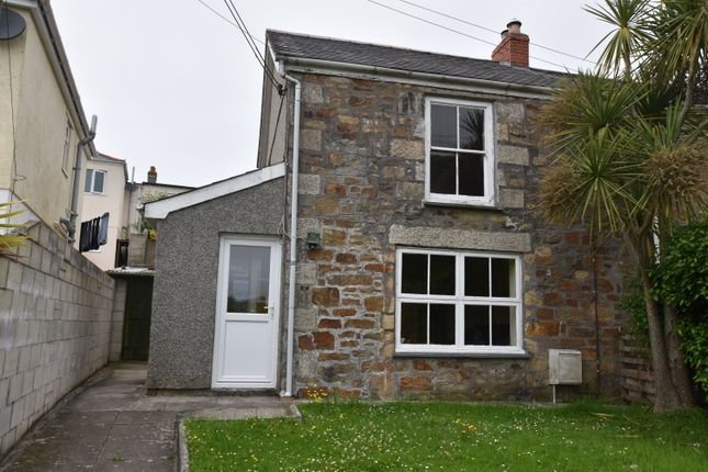 Thumbnail End terrace house for sale in Ventonraze Terrace, Illogan