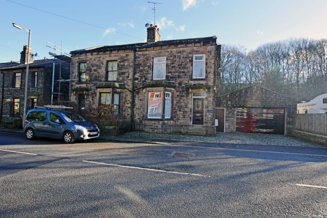 Thumbnail Semi-detached house for sale in Cragg Road, Mytholmroyd