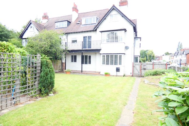Thumbnail Flat to rent in Lichfield Road, Four Oaks, Sutton Coldfield