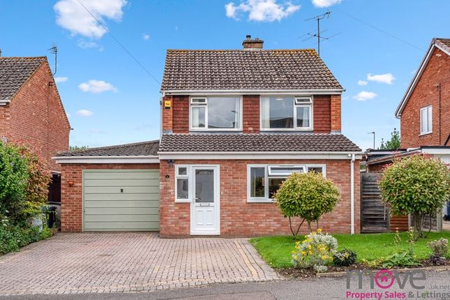 Thumbnail Detached house for sale in Arundel Road, Tewkesbury