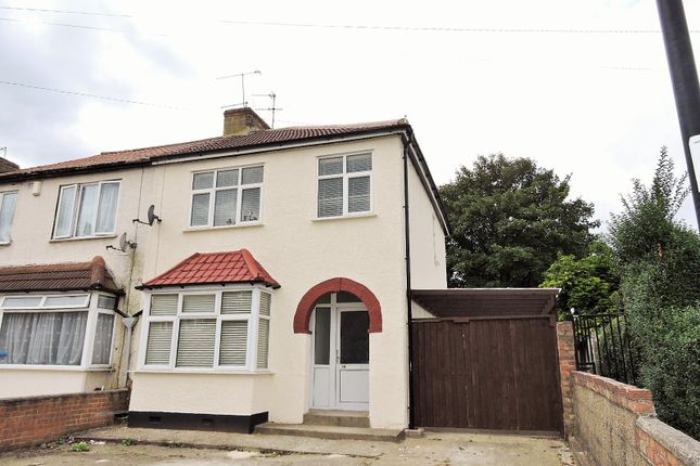 Semi-detached house to rent in Greenwood Avenue, Enfield