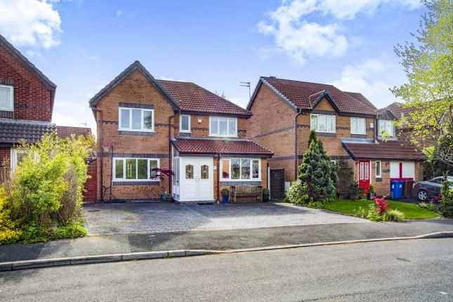 4 bed detached house for sale in Wotton Drive, Ashton, Greater Manchester, England