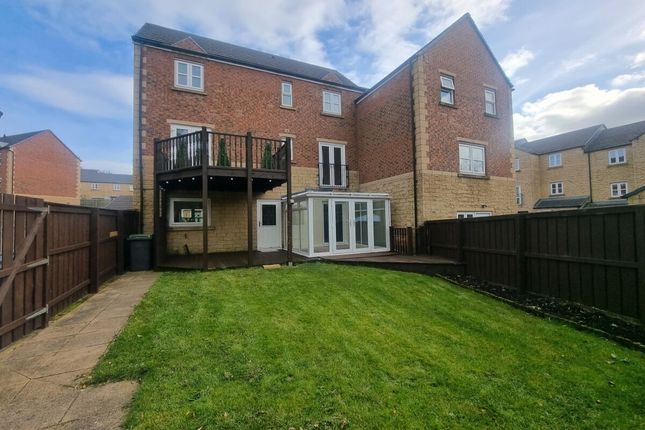 Thumbnail Semi-detached house for sale in Queens Gate, Consett