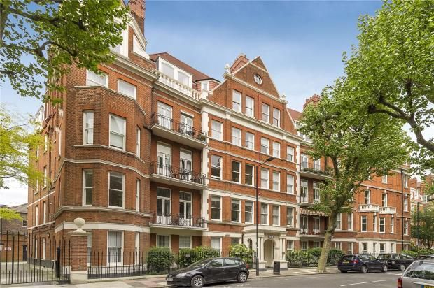 Thumbnail Flat for sale in Fitzgeorge Avenue, West Kensington, London