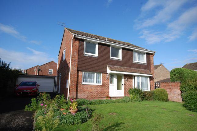 Thumbnail Detached house for sale in Manton Close, Trowbridge