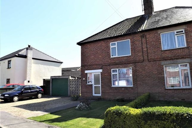 3 bed semi-detached house for sale in Hallgate, Holbeach, Spalding