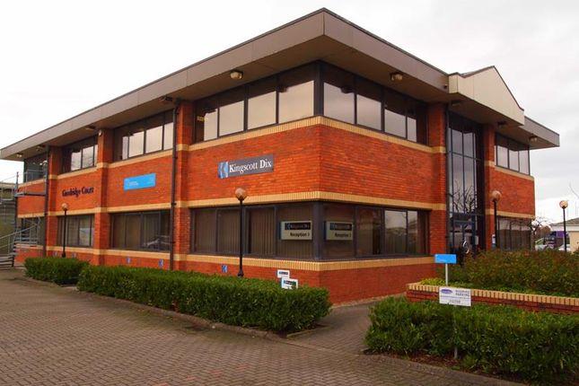 Thumbnail Office to let in First Floor, Goodridge Court, Goodridge Avenue, Gloucester, Gloucestershire