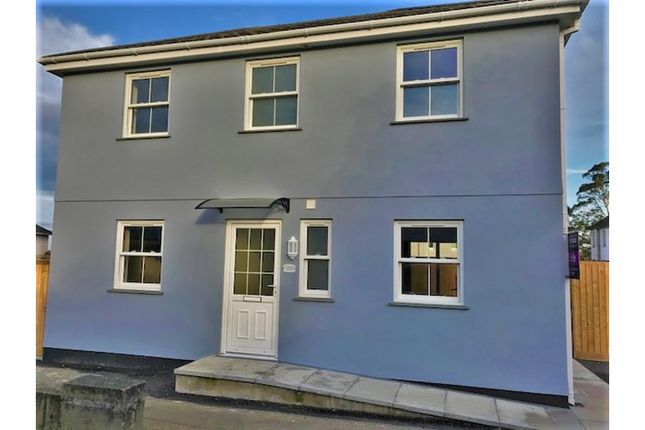 Thumbnail Detached house for sale in Pengwarras Road, Camborne