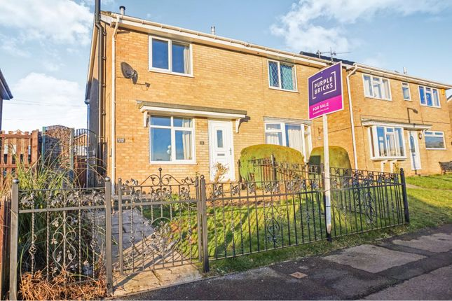 Thumbnail Semi-detached house for sale in Charlton Grove, Silsden