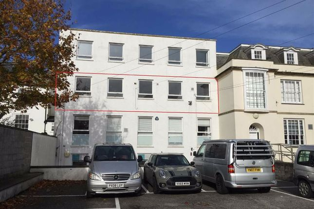 Thumbnail Office to let in First Floor Rear Office, 22, Lemon Street, Truro