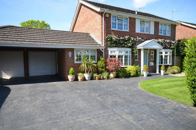 Thumbnail Detached house for sale in Woodstock Close, Cranleigh