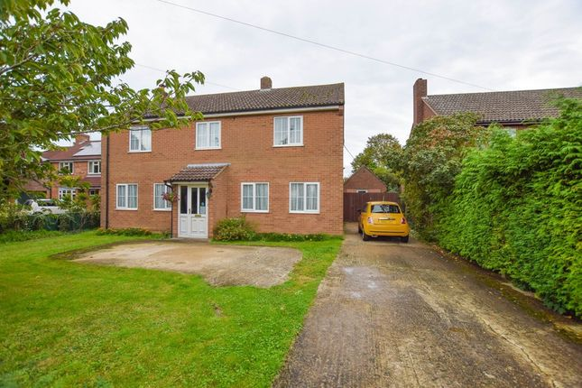 Thumbnail Detached house for sale in Carter Street, Fordham, Ely
