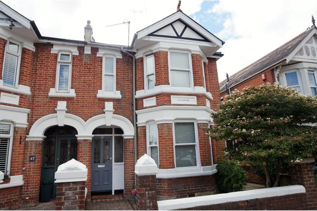 Thumbnail Semi-detached house for sale in Norfolk Road, Southampton