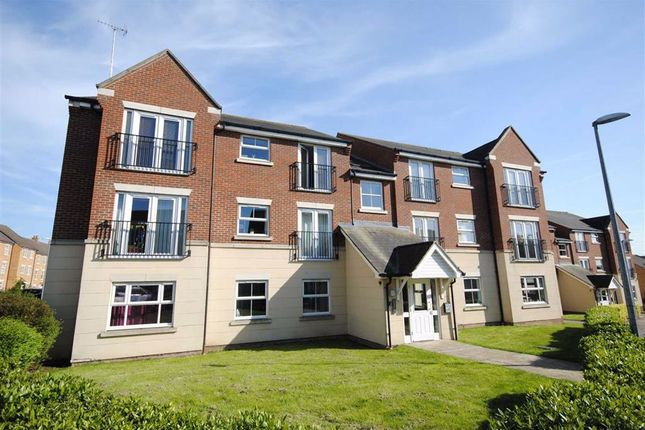 Thumbnail Flat for sale in Sandpiper Way, Leighton Buzzard