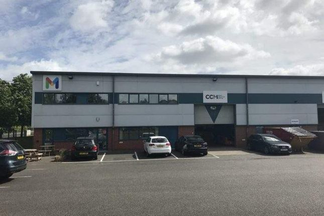 Thumbnail Light industrial to let in Unit 1A Isabella Court, Millennium Business Park, Mansfield