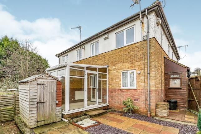 Thumbnail Semi-detached house for sale in Winnington Close, Rectory Farm, Northampton, Northamptonshire