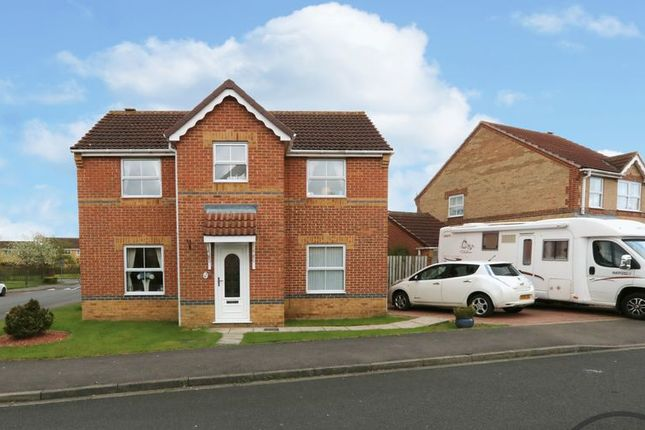 Thumbnail Detached house for sale in Spooner Close, Newton Aycliffe