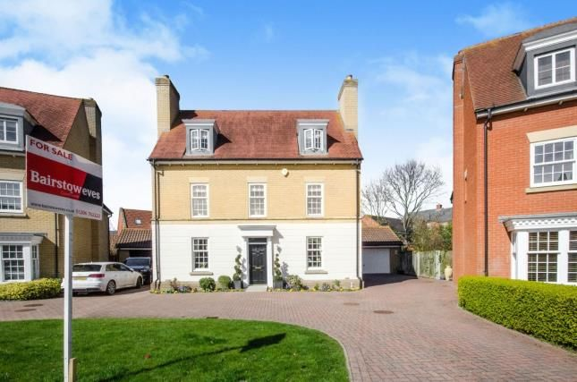 Thumbnail Detached house for sale in Highwoods, Colchester, Essex
