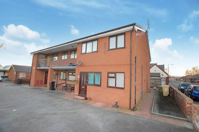 Thumbnail Flat for sale in Heywood Street, Little Lever, Bolton