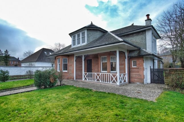 Thumbnail Detached house for sale in Herries Road, Pollokshields, Glasgow