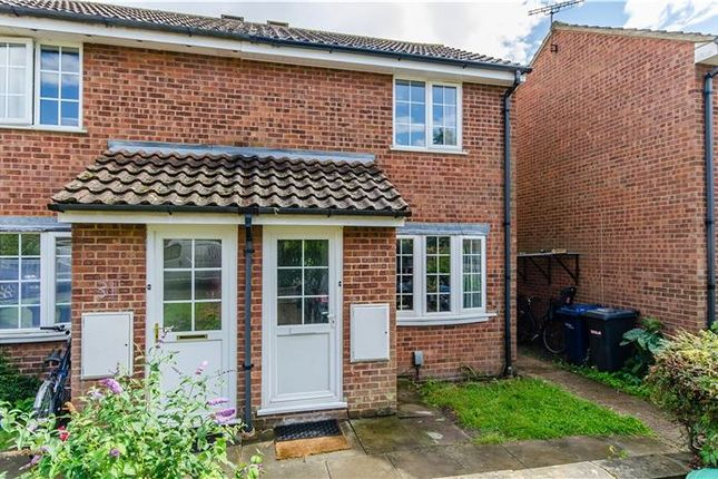 Thumbnail End terrace house for sale in St. Bedes Gardens, Cherry Hinton, Cambridge