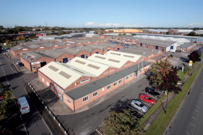 Thumbnail Industrial to let in Coleshill Industrial Estate, Coleshill