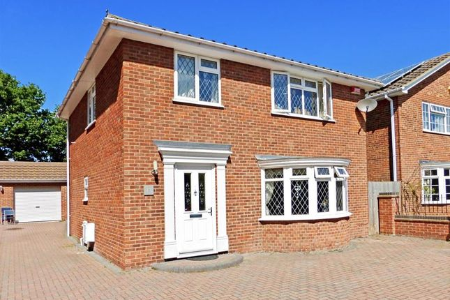 Thumbnail Detached house for sale in Earlsmead Crescent, Cliffsend, Ramsgate, Kent