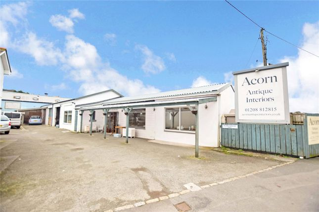 Thumbnail Land for sale in Town Quay, Harbour Road, Wadebridge