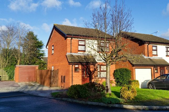 Thumbnail Detached house to rent in The Beeches, Nantwich