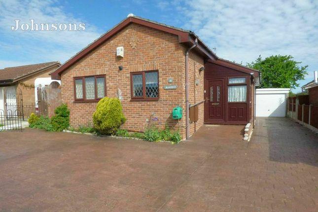 Thumbnail Detached bungalow for sale in Langthwaite Road, Scawthorpe, Doncaster.