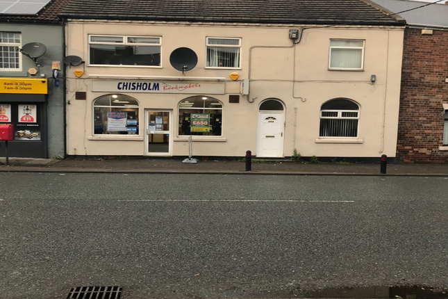 Thumbnail Retail premises for sale in Frederick Street North, Meadowfield