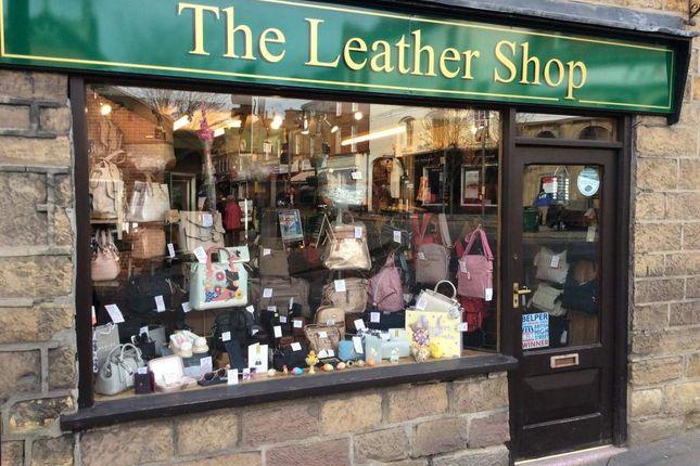 Thumbnail Retail premises for sale in 2A Chapel Street, Belper