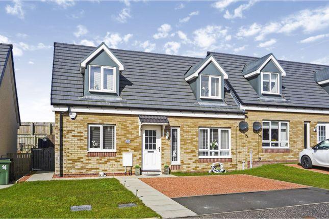 Thumbnail Semi-detached house for sale in Argyll Drive, Stewarton