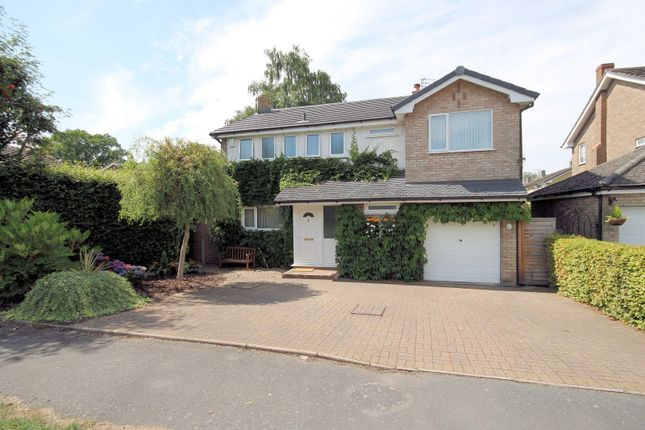 Thumbnail Property for sale in Ashworth Park, Knutsford