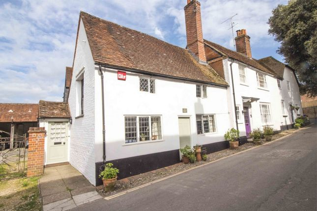 Thumbnail End terrace house for sale in Church Street, Odiham, Hook