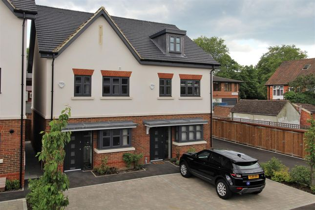 Thumbnail Semi-detached house for sale in North Road, Woking