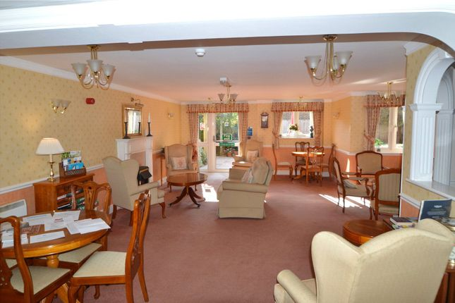 Communal Lounge of Sovereign Court, 9 Warham Road, South Croydon CR2