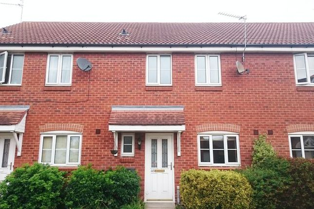 Thumbnail Terraced house to rent in Horsley Drive, Gorleston, Great Yarmouth