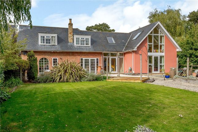 Thumbnail Detached house for sale in Shudy Camps Park, Shudy Camps, Cambridge
