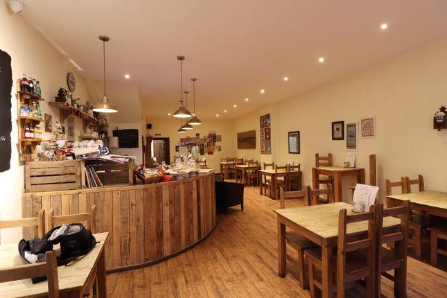 Thumbnail Restaurant/cafe to let in 11 Gammon Walk, Barnstaple