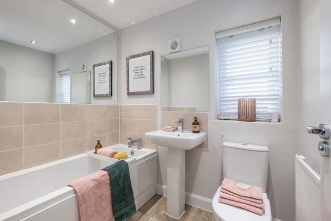 "Moresby Bathroom of ""Moresby"" at Harland Way, Cottingham HU16"