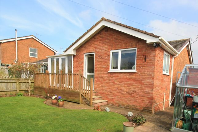 Thumbnail Semi-detached bungalow for sale in Warwick Close, Feniton, Honiton