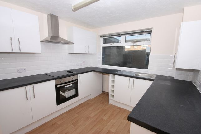 Thumbnail Terraced house to rent in Roborough Close, Hull