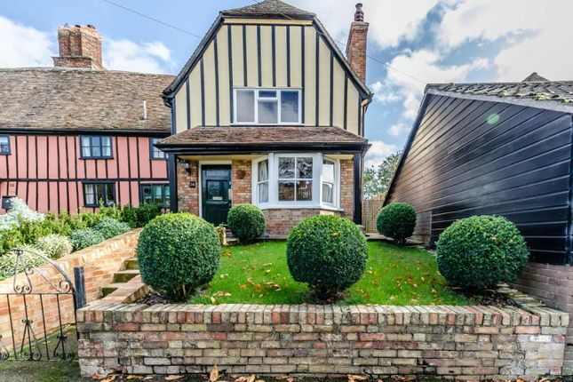 Thumbnail Semi-detached house for sale in Great Gransden, Sandy, Cambridgeshire