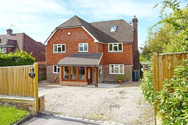 Thumbnail Detached house for sale in Forest Way, Tunbridge Wells, Kent