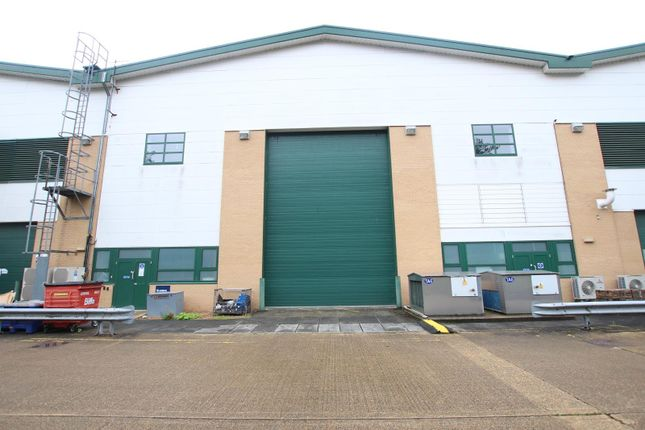 Thumbnail Warehouse to let in G114, Building A7, Cody Technology Park, Ively Road, Farnborough, South East