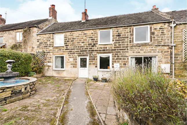Thumbnail End terrace house for sale in The Green, Fritchley, Belper