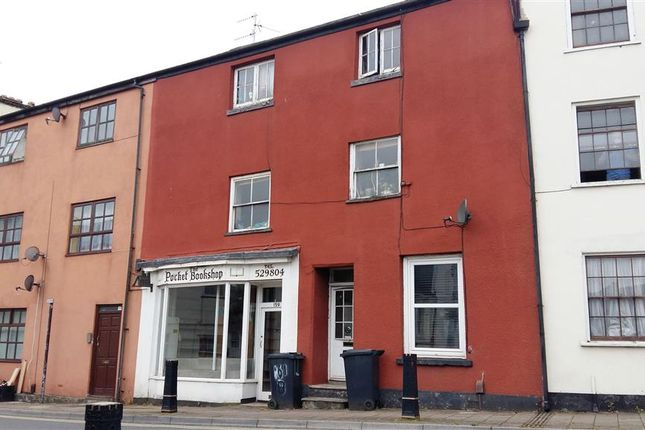Commercial property for sale in Winner Street, Paignton